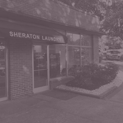 Sheraton Laundry Website Photo